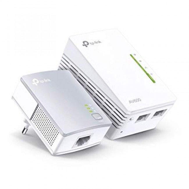 TP-Link TL-WPA4220KIT Комплект адаптеров PowerLine