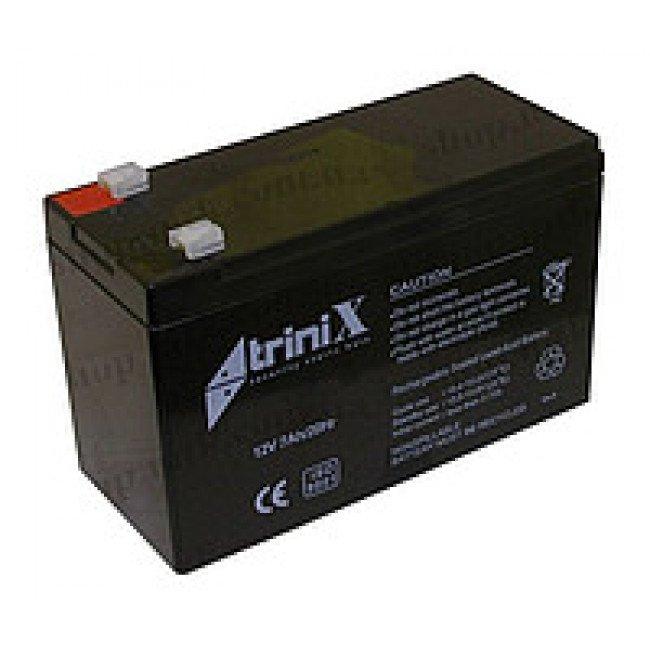 Trinix 1270 12В, 7А/ч Батарея аккумуляторная