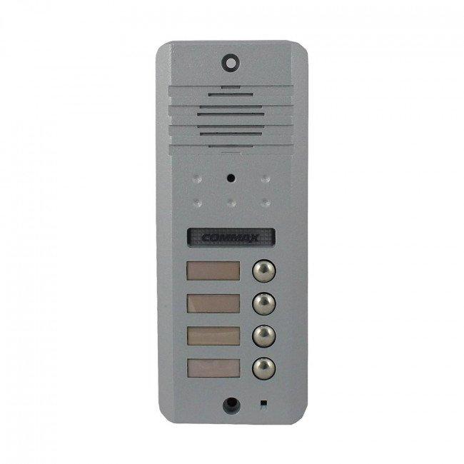 Commax DRC-4DC silver Вызывная панель