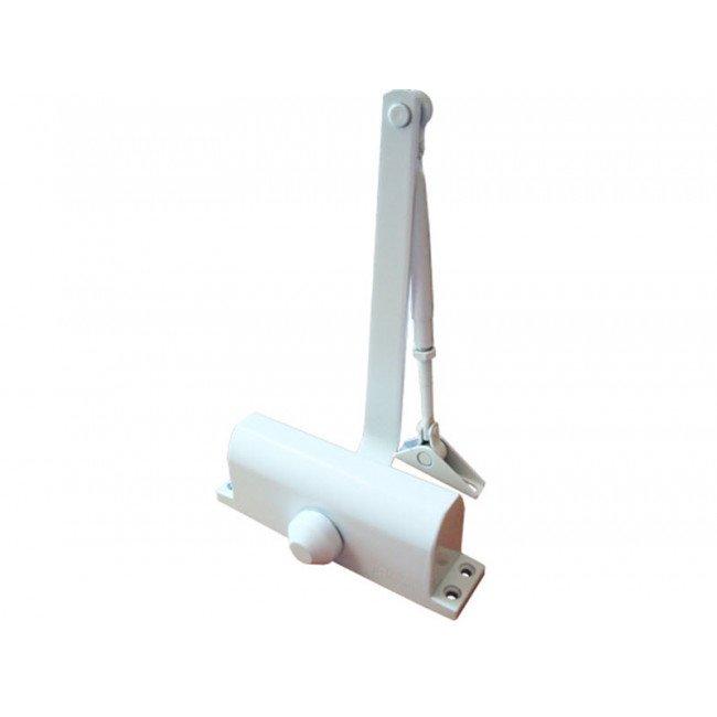 FRD 2000 85-120кг (белый RAL 9016) Доводчик дверной
