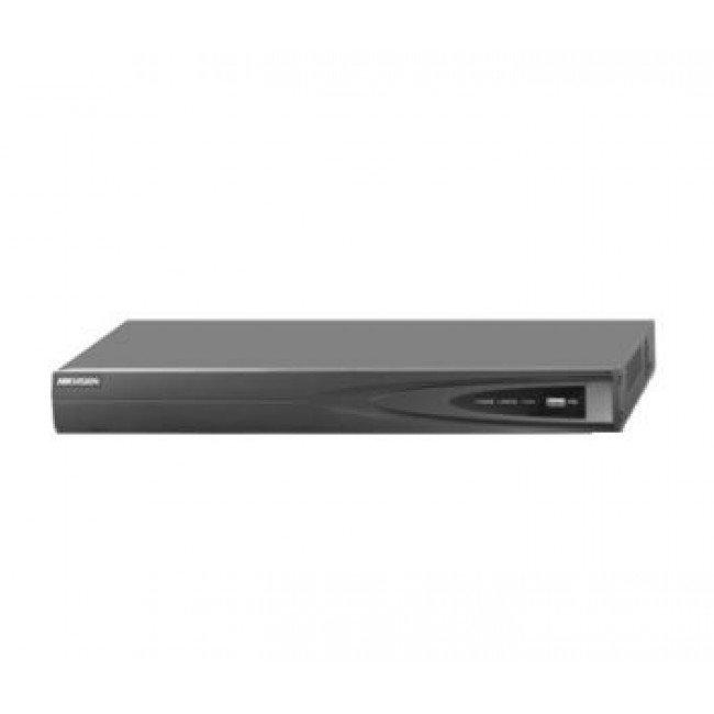 Hikvision DS-7604NI-K1/4P 4-канальный NVR c PoE на 4 порта
