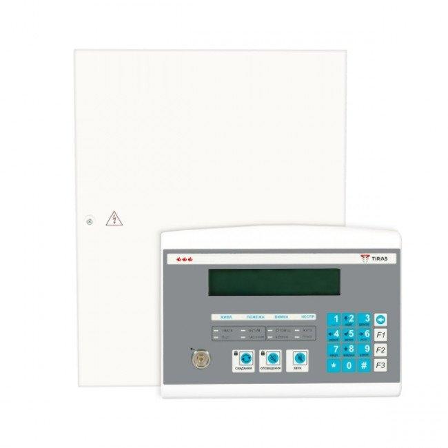 ППКП Тирас 16.128П Прибор пожарной сигнализации (металлический корпус)