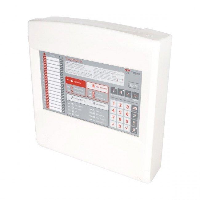 ППКП Tiras Prime 16 Прибор пожарной сигнализации