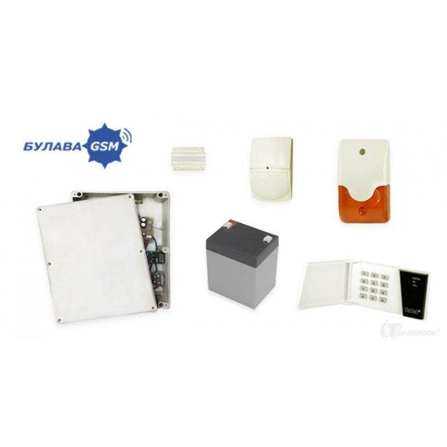 Булава Инсталлятор+KBD GSM-сигнализация (комплект)