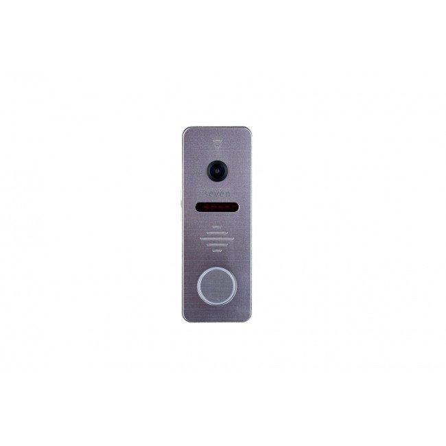 Seven CP-7504FHD (160) silver Вызывная панель