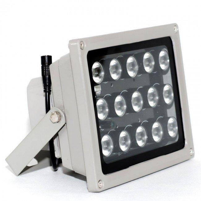DV-1215(30) 100м, 60град. ИК прожектор