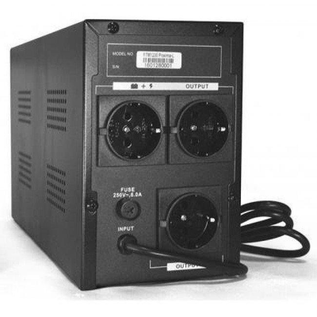 Ritar RTM1000 (600W) Proxima-L, LED Источники бесперебойного питания