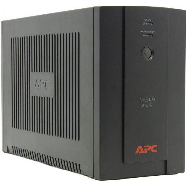 APC Back-UPC ES 800VA Источник бесперебойного питания