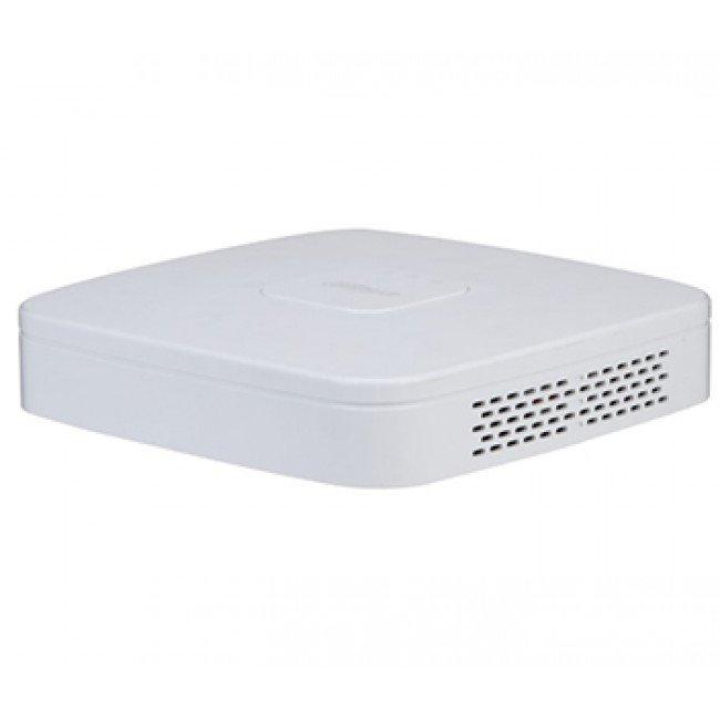 Dahua DHI-NVR4108-4KS2/L 8-канальный Smart 4K сетевой видеорегистратор
