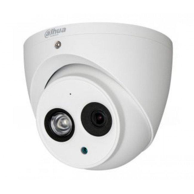 Dahua DH-HAC-HDW1400EMP-A (2.8 мм) 4Мп HDCVI видеокамера