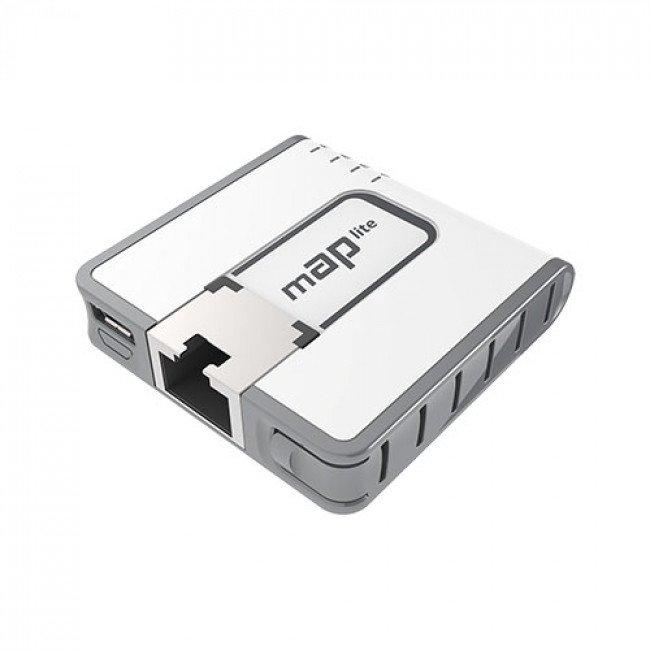 Mikrotik mAP lite (RBmAPL-2nD) Wi-Fi точка доступа