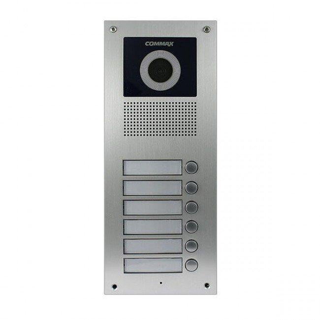 Commax DRC-6UC Видеопанель на 6 абонентов