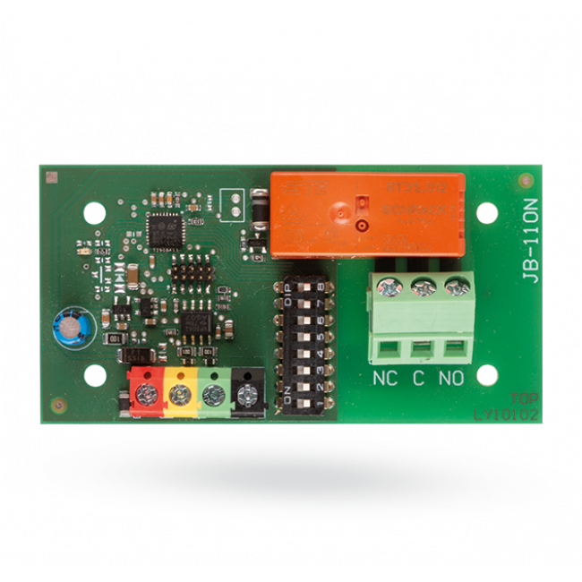 Jablotron JB-110N Модуль программируемого выхода с питанием от шины
