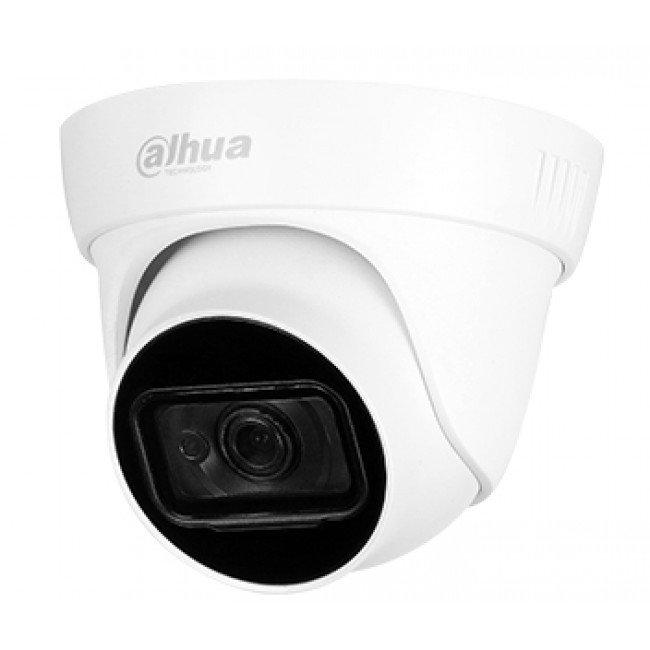 Dahua DH-HAC-HDW1200TLP-A (2.8мм) 2Мп HDCVI видеокамера с микрофоном