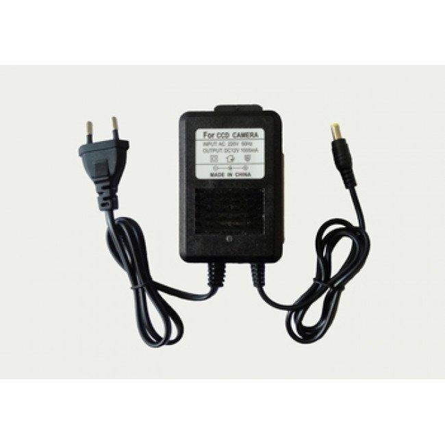 T-VISIO TT-PS1201 (Пласт.корп.) 12В/1А Блок питания