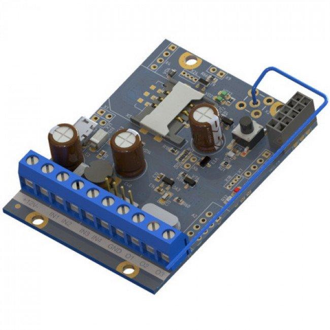 ОКО-7S GSM Контроллер