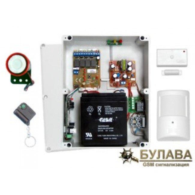 Булава Радио GSM-сигнализация беспроводная (комплект)
