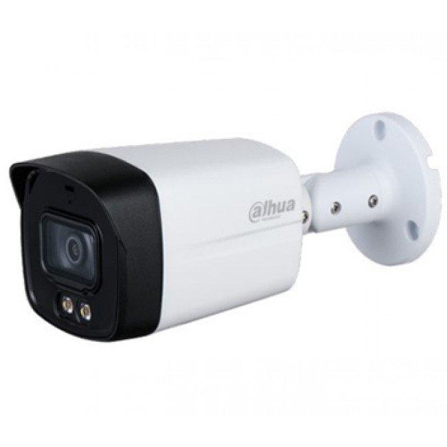 Dahua DH-HAC-HFW1239TLMP-A-LED (3.6) 2Мп HDCVI видеокамера