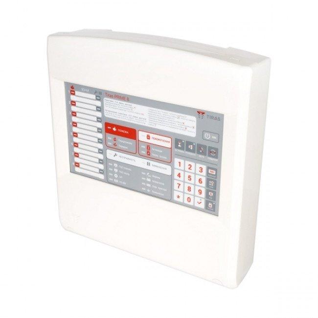 ППКП Tiras Prime 8 Прибор пожарной сигнализации
