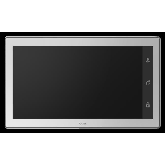 Arny AVD-1060 2MPX WiFi White Видеодомофон