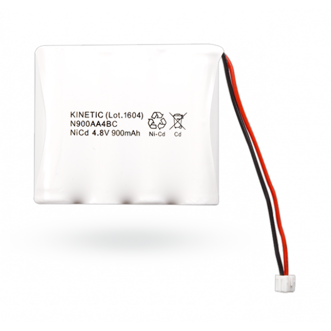 BAT-4V8-N900 NiCd аккумулятор 4.8В, 900мАч