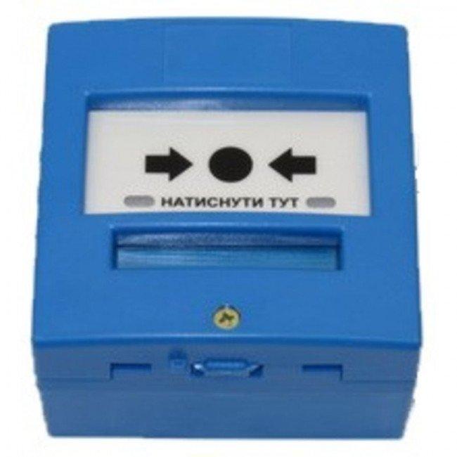 КА01-С Кнопка управления противопожарной автоматикой