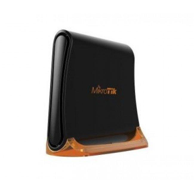 Mikrotik hAP mini (RB931-2ND) 3-портовый Wi-Fi маршрутизатор