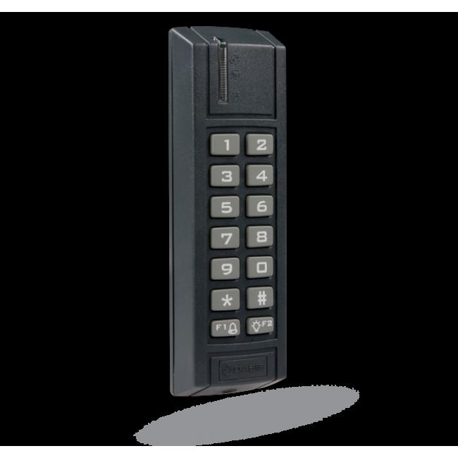 Jablotron JA-123E Уличный модуль доступа с RFID считывателем и клавиатурой
