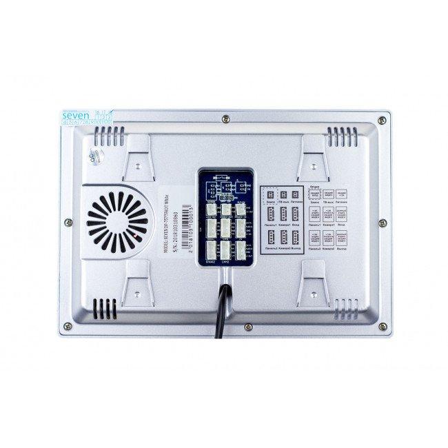 Seven DP-7577FHDT white Видеодомофон