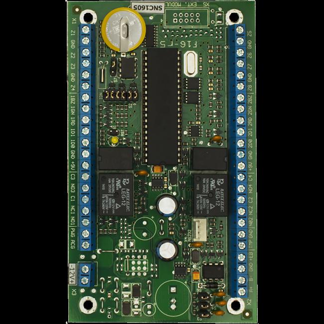 ATES0140 Блок электронный (плата) для NDC-F18 контроллера СКУД