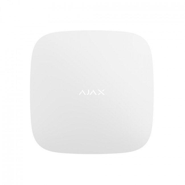 Ajax Hub Plus white Умная централь