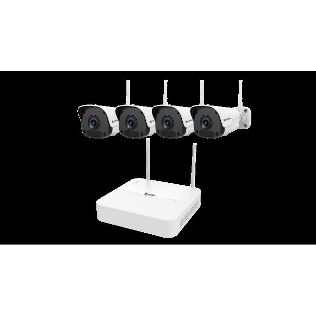 ZIP-BulletF40/WIFI Kit Wi-Fi комплект видеонаблюдения