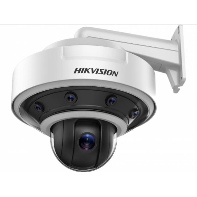 Hikvision DS-2DP0818ZX-D/236 (5мм) PanoVU 180° + PTZ IP видеокамера