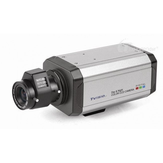 T-VISIO TP-65S70 Sony 700ТВЛ Видеокамера корпусная