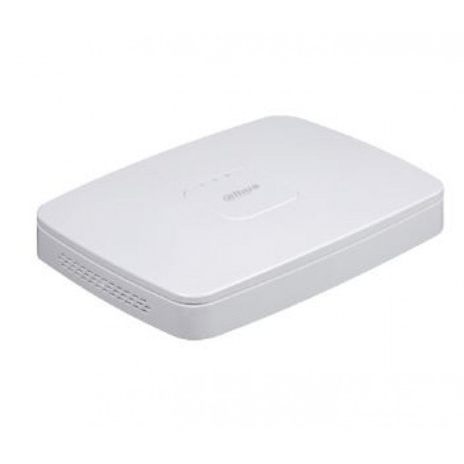 Dahua DH-NVR1A08-8P 8-канальный 8PoE сетевой видеорегистратор