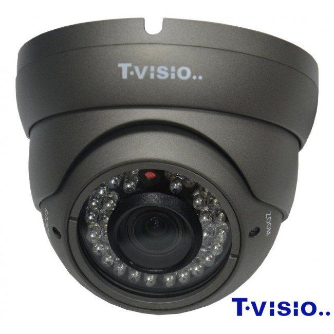 T-VISIO TP-KN36S70 Sony 700TVL (2.8-12/35) Видеокамера купольная