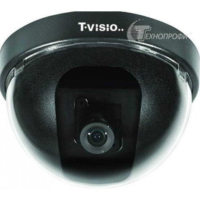 T-VISIO TP-10H60 (3.6) Sharp 600ТВЛ Купольная видеокамера