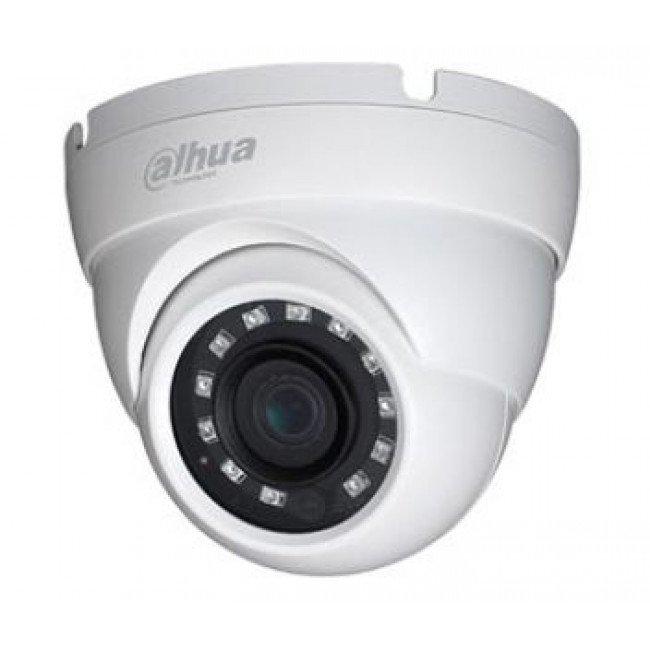 Dahua DH-HAC-HDW1400MP (2.8мм) 4Мп HDCVI видеокамера
