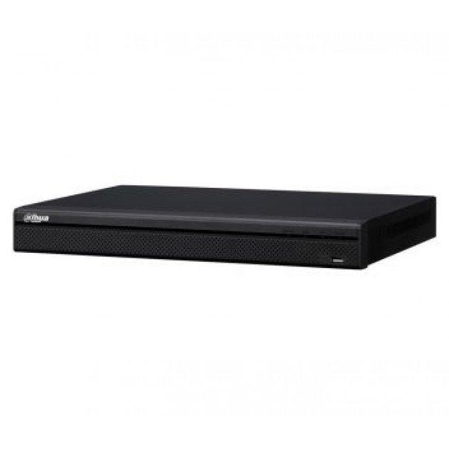 Dahua DH-NVR1A04HS 4-канальный Compact сетевой видеорегистратор