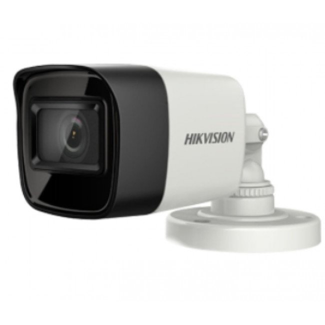 Hikvision DS-2CE16U0T-ITPF (2.8мм) 8Мп Turbo HD видеокамера