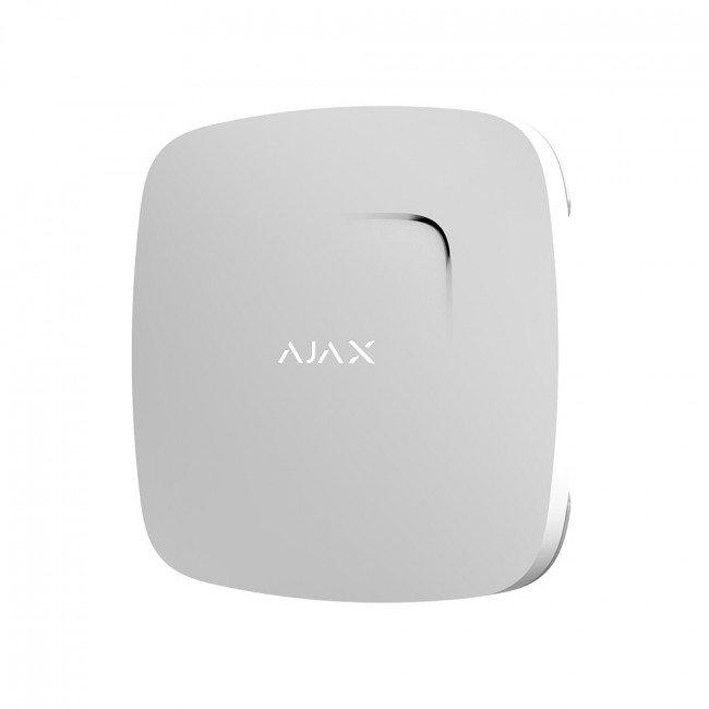 Ajax FireProtect white Беспроводной датчик детектирования дыма