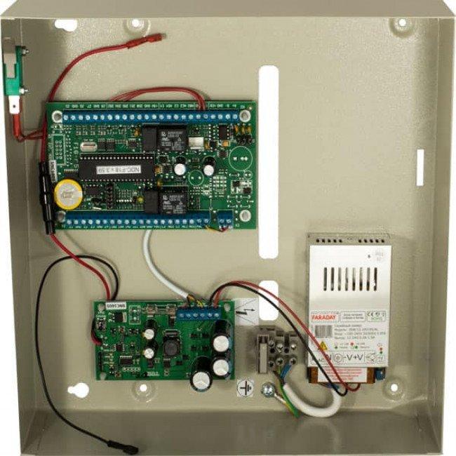 NDC-F18 Контроллер СКУД сетевой