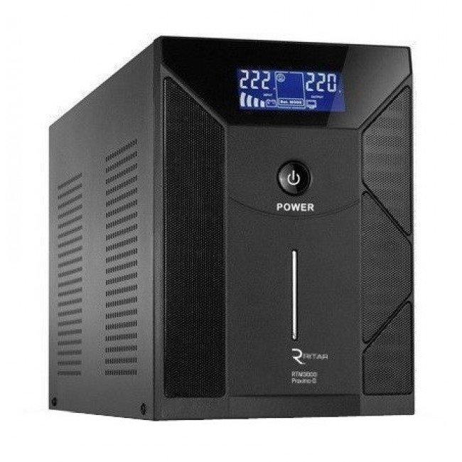 Ritar RTM2000 (1200W) Proxima-D LCD Источник бесперебойного питания