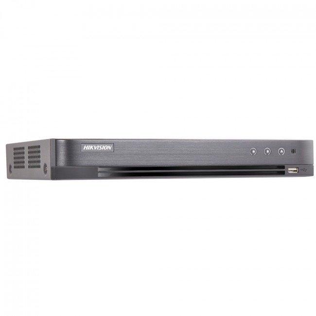 Hikvision IDS-7204HUHI-M1/S 4-канальный ACUSENSE Turbo HD видеорегистратор