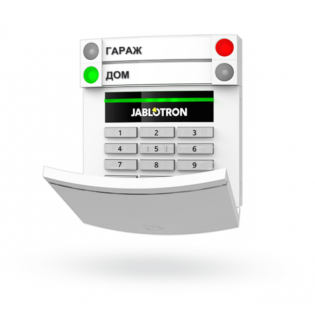 Jablotron JA-113E Клавиатура с RFID считывателем