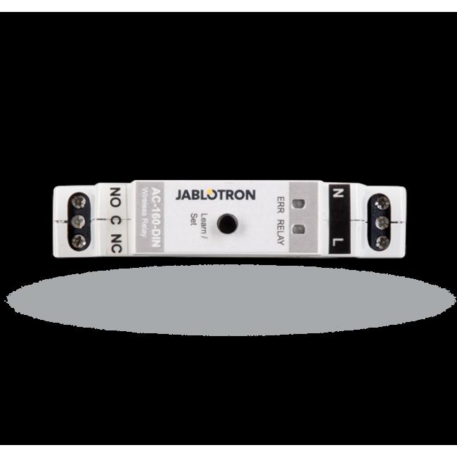 Jablotron AC-160-DIN Беспроводное силовое реле на DIN рейку
