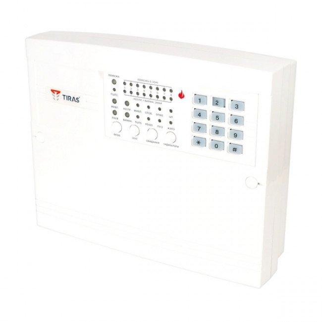 ППКП Тирас 8П Прибор пожарной сигнализации