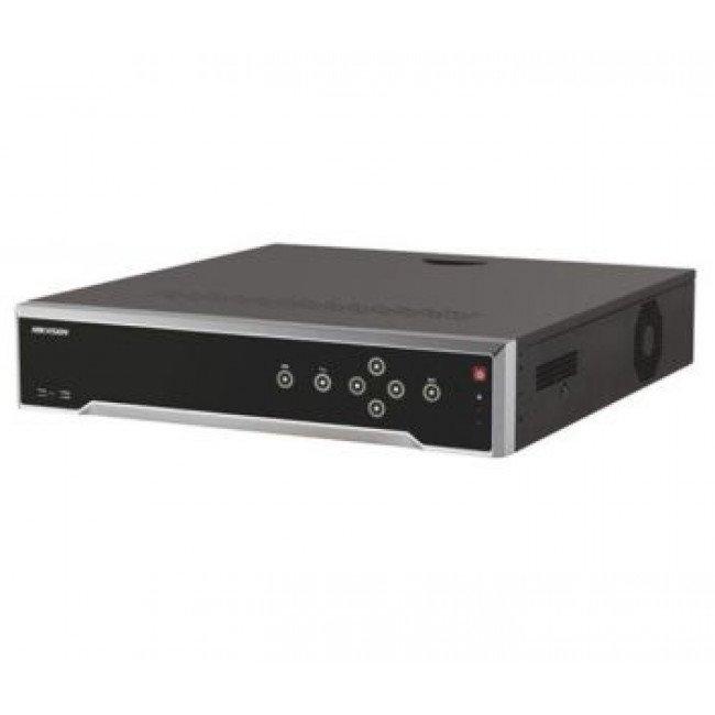 Hikvision DS-7732NI-K4/16P 32-канальный NVR c PoE коммутатором на 16 портов