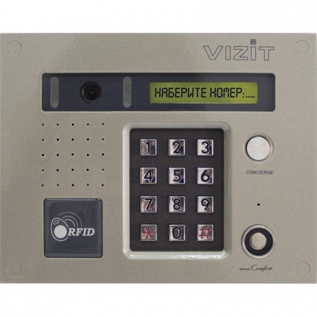 Vizit БВД-431DXKCB Панель вызова
