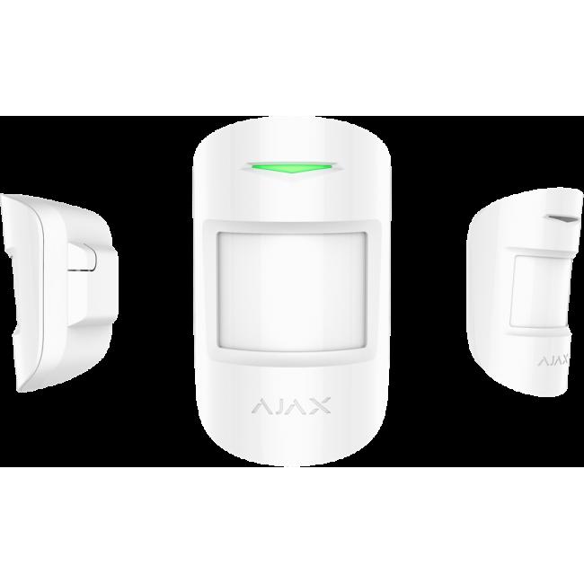 Ajax MotionProtect white Беспроводной датчик движения